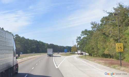 la i10 rest area westbound mile marker 270